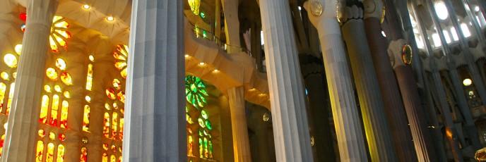 Sagrada à Barcelone