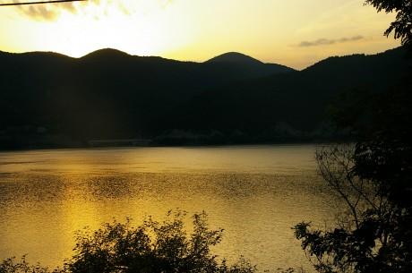 Le Danube vu de la terrasse de notre gîte