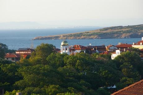 La mer noire à Sozopol